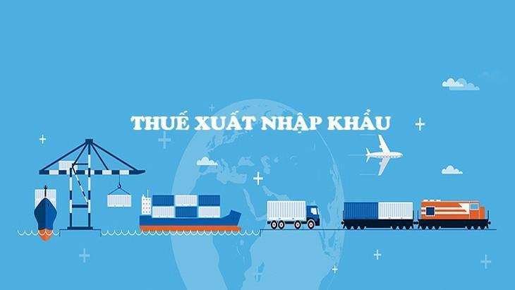 Thuế nhập khẩu máy tiện vạn năng