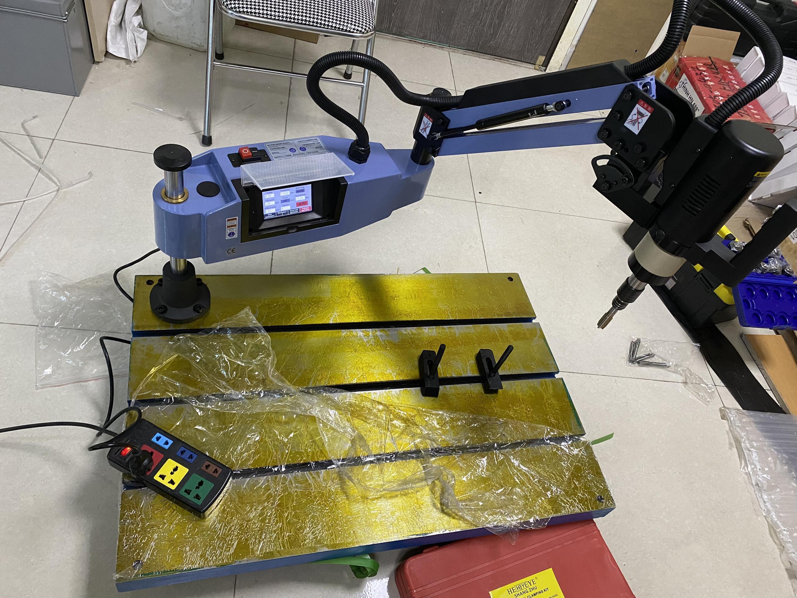 Hướng dẫn sử dụng máy taro cần điện