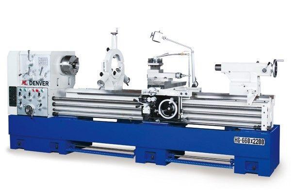 Máy tiện vạn năng cỡ lớn denver  HG-660,HG-760,HG-800,HG-840