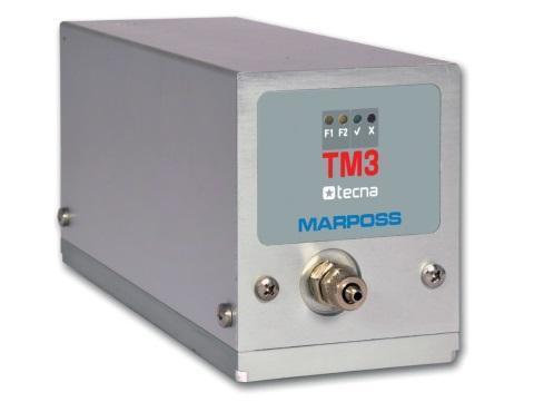 Thiết bị kiểm tra rò rỉ DELTA TM3F - Tecna Marposs