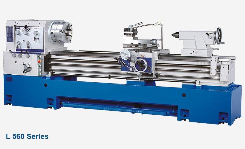Máy tiện vạn năng đài loan Winho L Series - L560/L660/L760