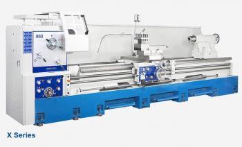 Máy tiện vạn năng Winho X Series - Máy tiện vạn năng hạng nặng