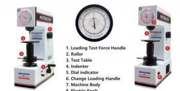 Máy đo độ cứng Rockwell - Rockwell Hardness Tester