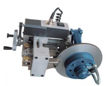 Máy tiện láng đĩa phanh TD302 - Comec