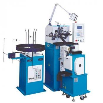 Máy uốn lò xo dạng xọc CS-208 - CS Series CNC Garter Spring Coiler