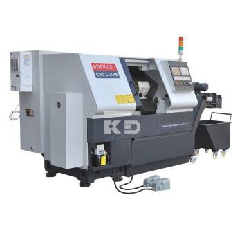 Máy tiện CNC Trung Quốc Kaida - Model : KDCK-25