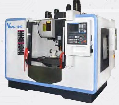 Máy phay đứng CNC Trung Quốc - Trung tâm gia công đứng VMC-640
