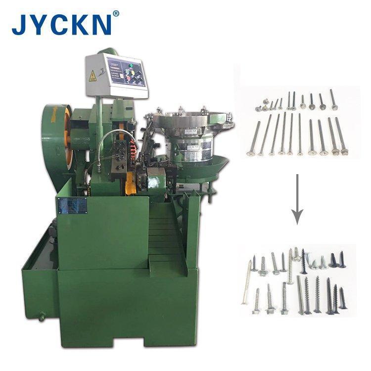 Máy tạo ren vít Model : KN6R-80 Screw Threading Machine