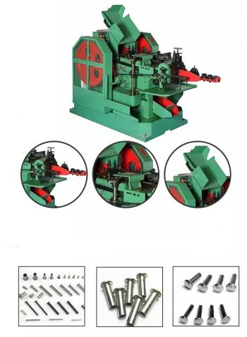 Máy sản xuất đinh tán rỗng