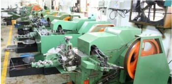 Máy làm đinh tán - Máy sản xuất đinh tán
