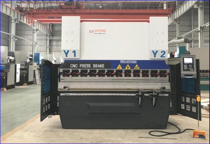 Máy chấn tôn CNC Trung Quốc PBZ Series - CNC Press Brake