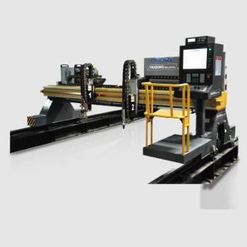 Máy cắt plasma và tia lửa hạng nặng CNC HGCUT